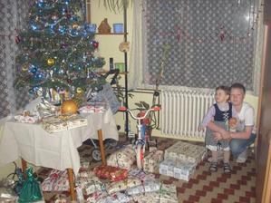 To je dárků to je dárků