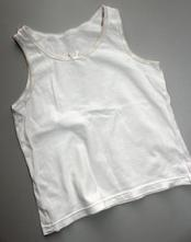 Bílá spodní košilka - tílko, george, 104, george,104