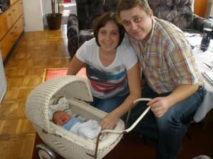 šťastná rodinka:-)
