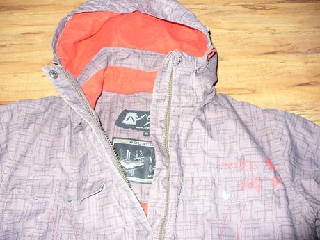 Dámská zimní bunda alpine pro vel.m, alpine pro,m