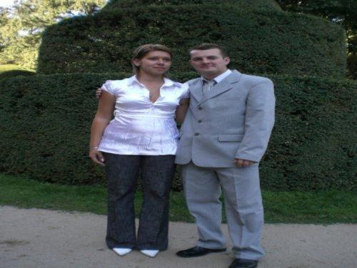 To je můj brácha s přítelkyní