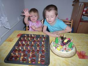 Děti byly nadšené:-)