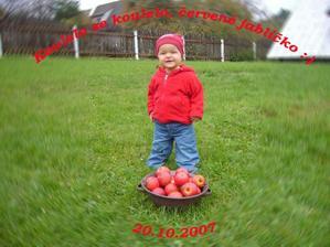 Jablíčková královna :-)