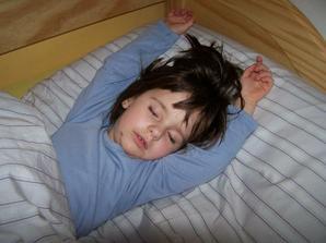 18.10.2010,odpolední spánek(se špinavou pusinou:-) )