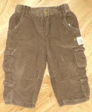 Hnědé kalhoty, 80