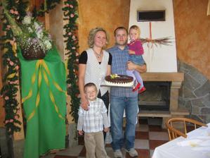 Maminka má narozeniny :-)