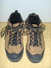 Outdorové boty, polobotky, zn. landrover, 38