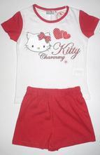 Dívčí pyžamo charmmy kitty sanrio, 104