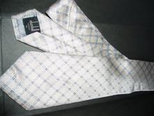 Nenošená luxusní hedvábná kravata alfred dunhill,