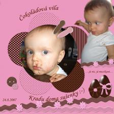 Velká čokoládová loupež :-)