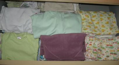 Oblečení pro mimíska