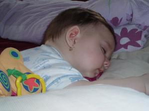 Takhle někdy usnu,kdyyž už nemůžu :-)