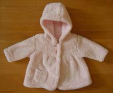 Chlupatý kabátek, next,68