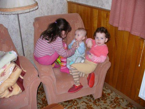 Hraju si se setřenicemi (1.2.2009)