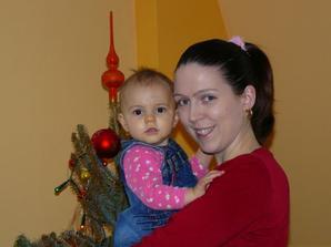 Verunka Vánoce 2008