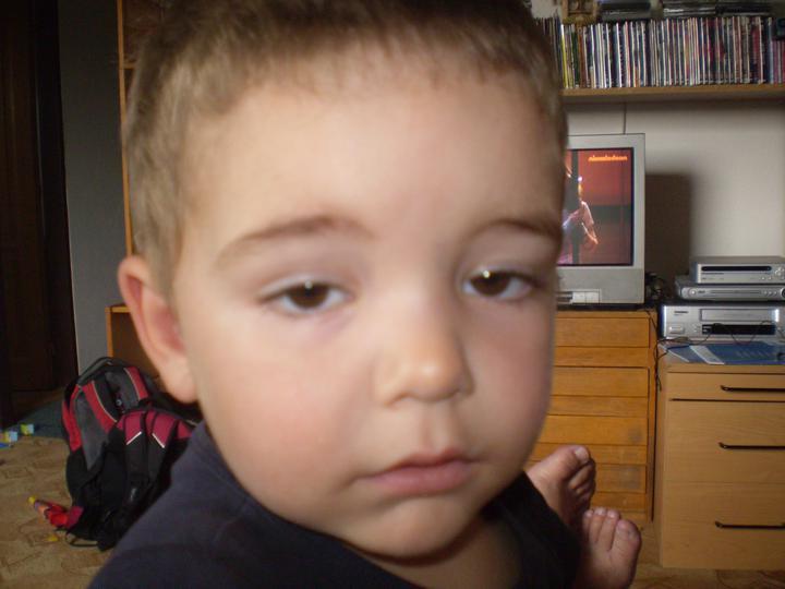 Alex se tváří jako tatínek