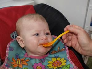 Začínáme s mrkví a moc mi to teda nejede.