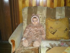 to jsem ale krásný medvídek