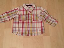Moc pěkná košile, c&a,86