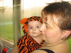 já jsem malý tygr