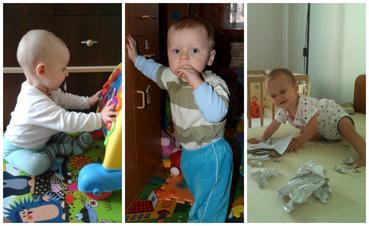 9. měsíc vývoje dítěte