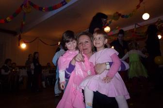Natálka s maminkou a Nelinkou :-)