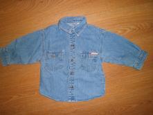 Riflová košile, c&a,86
