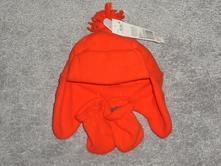 Set čepice + rukavice, f&f,92