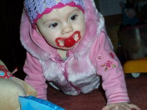 Dne 4.1.2008....mi bylo 8 měsíců