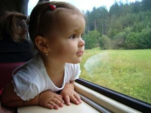 Nadšené dítě :-)
