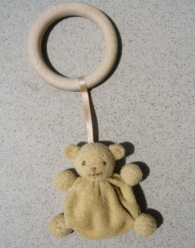 Medvídek na kroužku