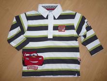 Tričko s límečkem mcqueen, c&a,122