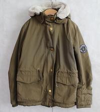 Zimní bunda vel. 10 - 11 let, h&m,146