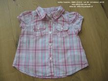 Košile/halenka h&m logg - vel. 68, h&m,68