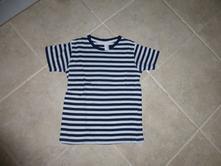 Námořnické triko vel. 122, 122