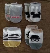 Ponožky kotníkové, 19