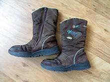 Zimní dívčí boty - kozačky ricosta vel. 30, ricosta,30