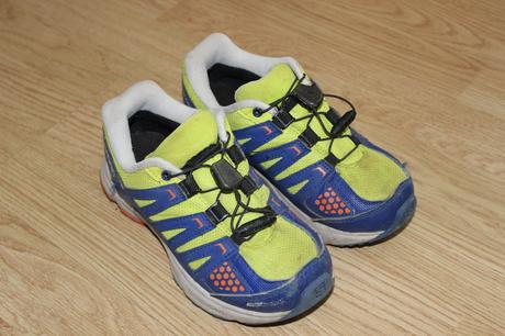 Dětské boty salomon vel.31 be3e6163d53