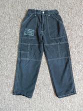 Plátěné kalhoty, 122
