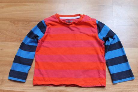 Chlapecké pruhované tričko, f&f,86