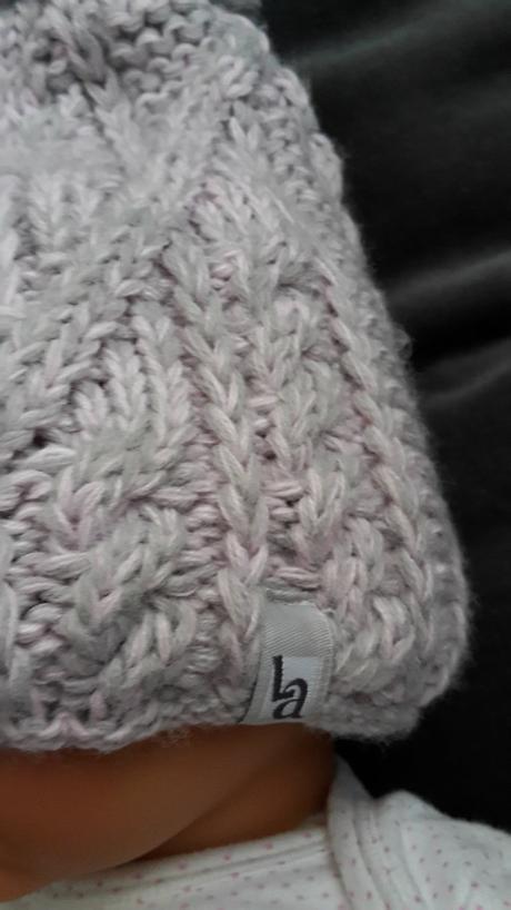 Teploučká čepička, little angel®,98