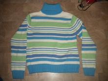Pruhovaný svetr, l