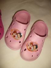 Kroksy sandály vel 30/31  princezna, disney,30