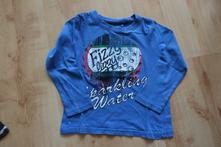 Tričko s dlouhým rukávem vel. 98-104, lupilu,98