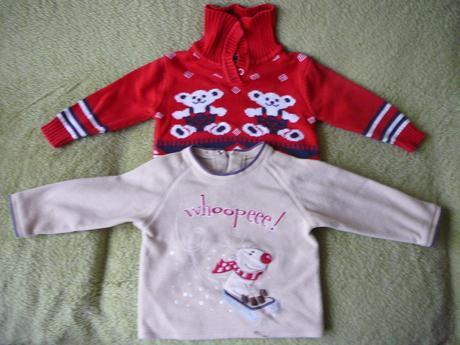 Dětská mikina a svetr, 92