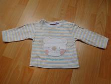 Tričko s medvídkem, 68