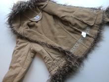 Dámský kabát s beránkem č.076, 38