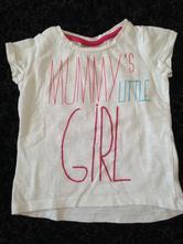Tričko mummy little girl, next,68