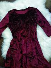 Sametové šaty 152-158, george,152