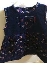 Manžestrové šaty, mariquita,92